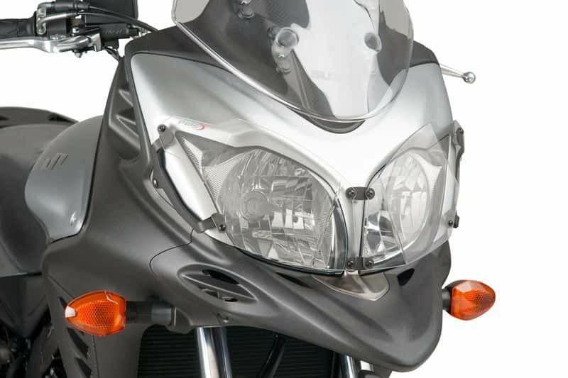 Obrázek produktu Ochranný kryt světlometu PUIG průhledný 8125W