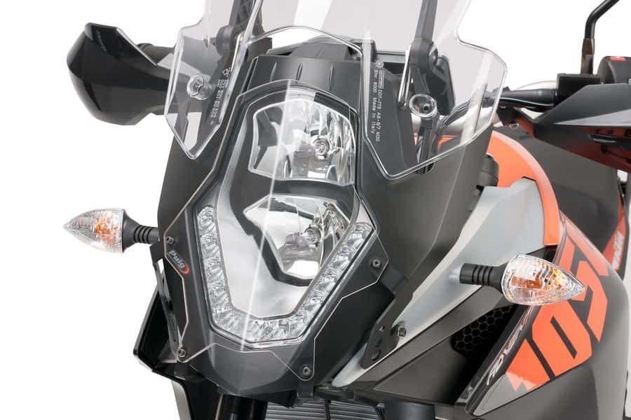 Obrázek produktu Ochranný kryt světlometu PUIG průhledný 8132W