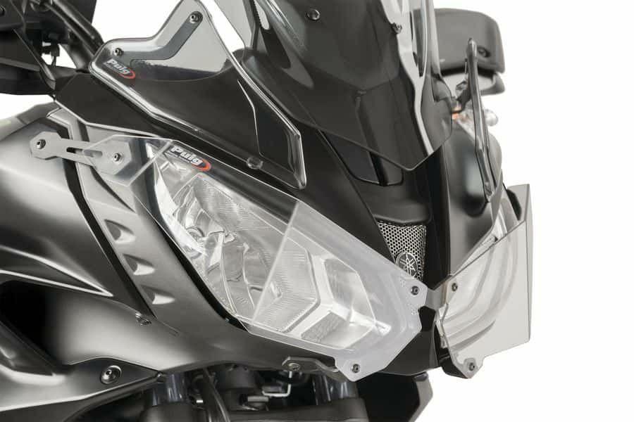 Obrázek produktu Ochranný kryt světlometu PUIG průhledný 9215W