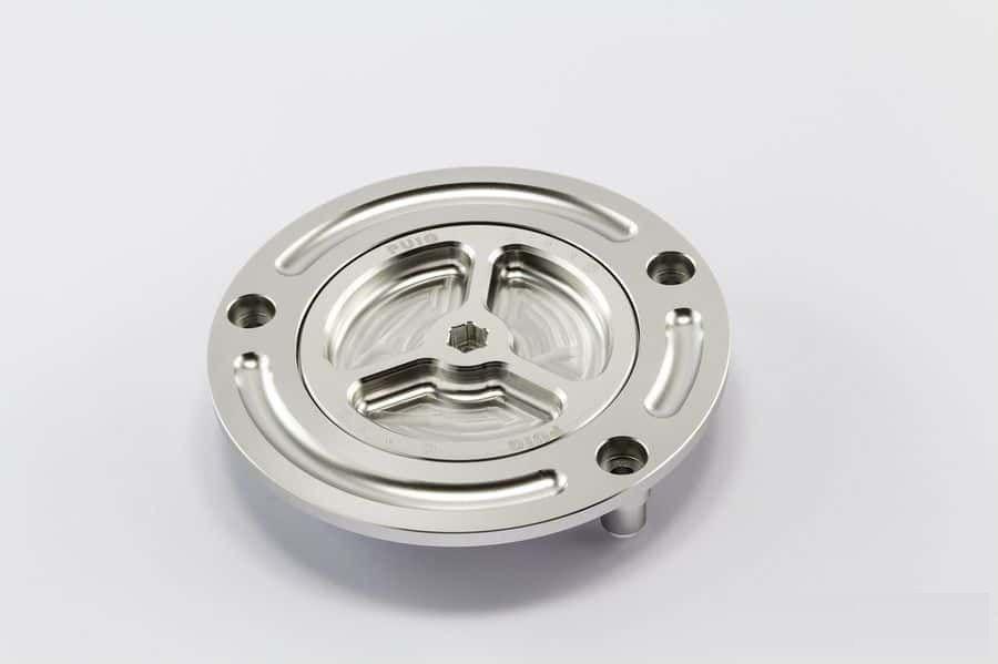 Obrázek produktu Závodní víčko nádrže PUIG anodized