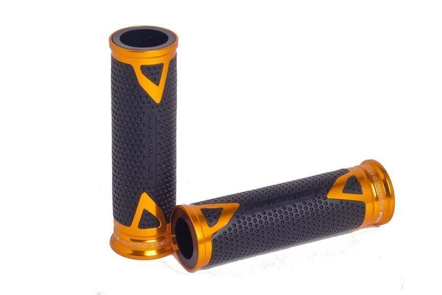 Obrázek produktu Rukojeti PUIG RADIKAL zlatá 119mm
