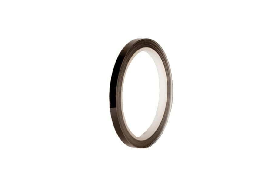 Obrázek produktu Linka na ráfek PUIG matná černá 7mm x 6m (bez aplikátoru)