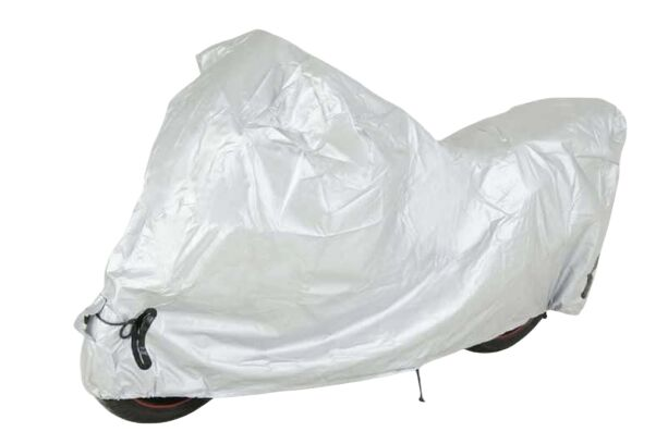 Obrázek produktu Plachta na motorku PUIG stříbrná velikost S-L