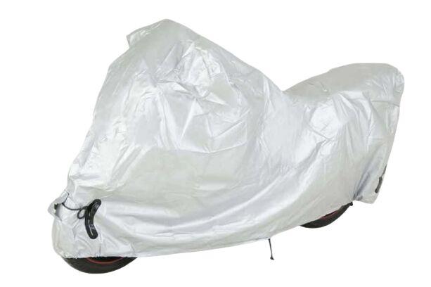 Obrázek produktu Plachta na motorku PUIG stříbrná velikost XL-XXL