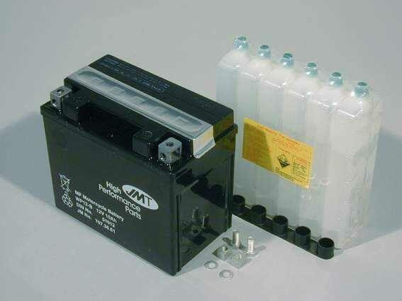 Obrázek produktu Baterie JMT