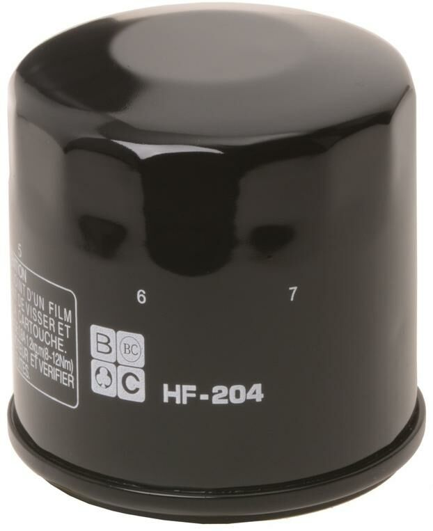 Obrázek produktu Olejový filtr ekvivalent HF204, Q-TECH