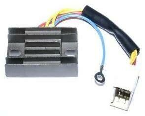 Obrázek produktu Regulátor dobíjení (Aprilia) Q-TECH