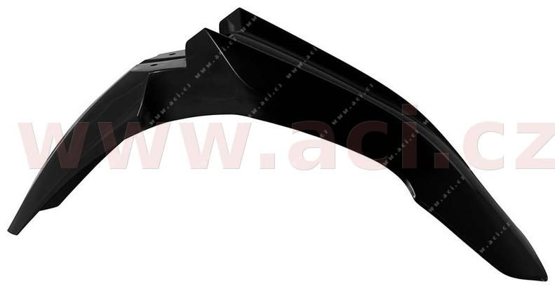 Obrázek produktu blatník přední Honda, RTECH (černý) R-PACRFNR0013