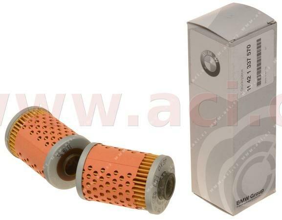 Obrázek produktu olejový filtr originál BMW 11421337570
