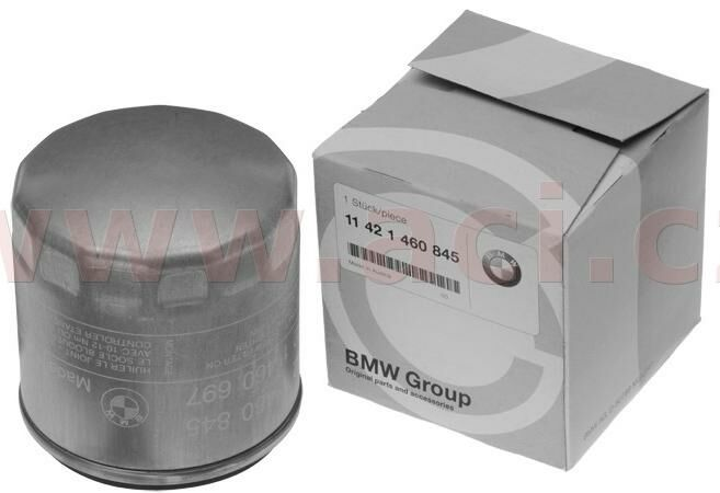 Obrázek produktu olejový filtr originál BMW 11421460845