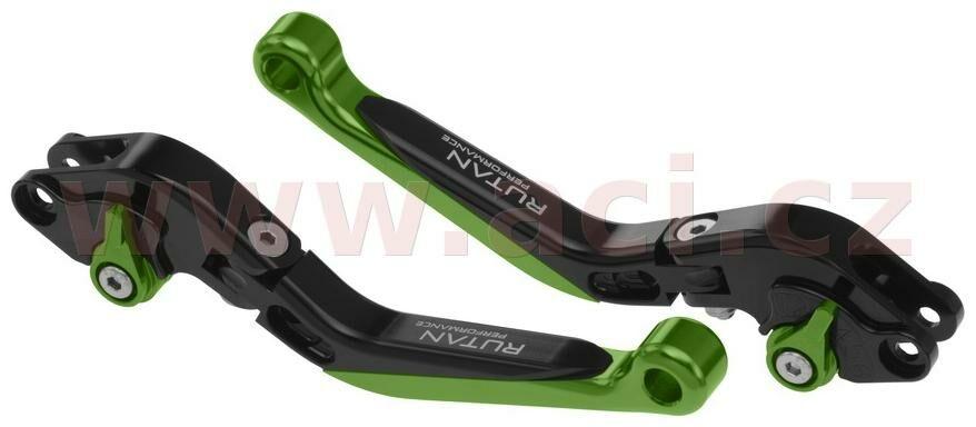CNC páčky zalamovací a výsuvné (pár), RUTAN - ČR RUTAN PERFORMANCE TRIUMPH Sprint 1050 GT ABS 2013-2014-1