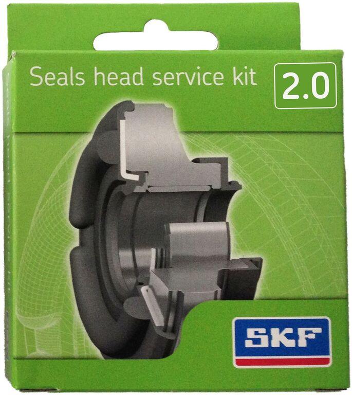 Obrázek produktu náhradní sada těsnění na pístnici zd. tlumiče (KYB 46 mm), SKF SKF/ INNTECK