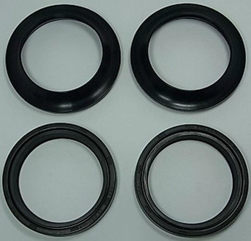 Obrázek produktu simeringy (46x58x10,5 mm) + prachovky (46x58/62,8x4,7/14 mm) do př. vidlice, Tourmax