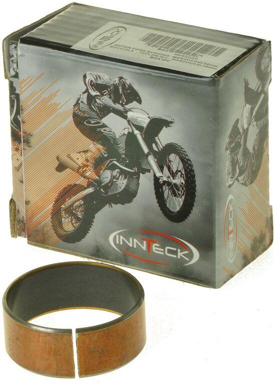 Obrázek produktu pouzdro vnější 55x50x15 mm pro př. vidlice Marzocchi 50 mm, INNTECK (1ks, teflon povrch) SKF/ INNTECK