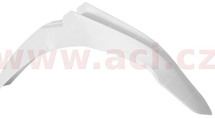 Obrázek produktu blatník přední Honda, RTECH (bílý)