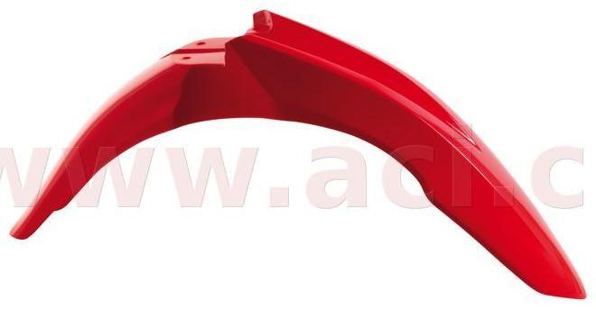 Obrázek produktu blatník přední (Honda CRF 250 R 10-13, CRF 450 R 09-12), RTECH (červený)