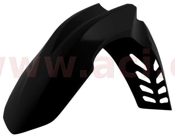 Obrázek produktu blatník přední (Honda CRF 250 R 10-13, CRF 450 R 09-12), RTECH (černý, s průduchy) R-PACRFNR0999