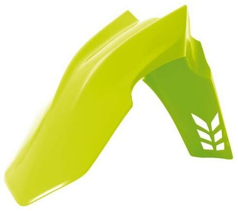 Obrázek produktu blatník přední Honda, RTECH (neon žlutý, s průduchy) R-PACRFGF9913