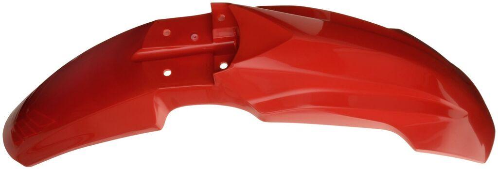 Obrázek produktu blatník přední Honda, RTECH (červený, s průduchy) R-PACRFRS9917