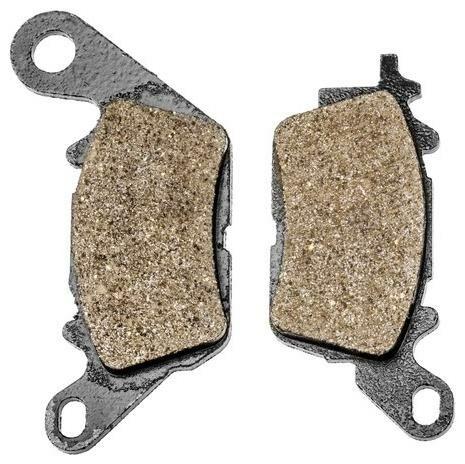Obrázek produktu brzdové destičky, NEWFREN (směs SCOOTER ACTIVE ORGANIC) 2 ks v balení
