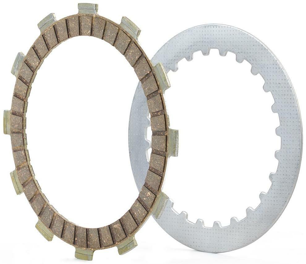 Obrázek produktu sada spojkových lamel a plechů (STANDARD směs) NEWFREN (8+7 ks)