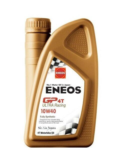Obrázek produktu Motorový olej ENEOS GP4T ULTRA Racing 10W-40 1l EU0147101
