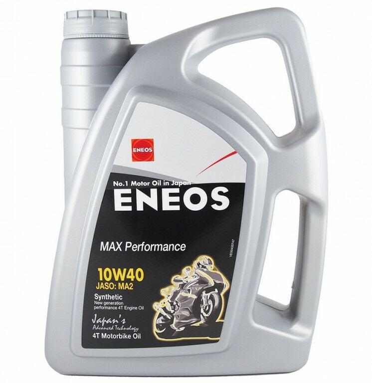 Obrázek produktu Motorový olej ENEOS MAX Performance 10W-40 4l EU0156301