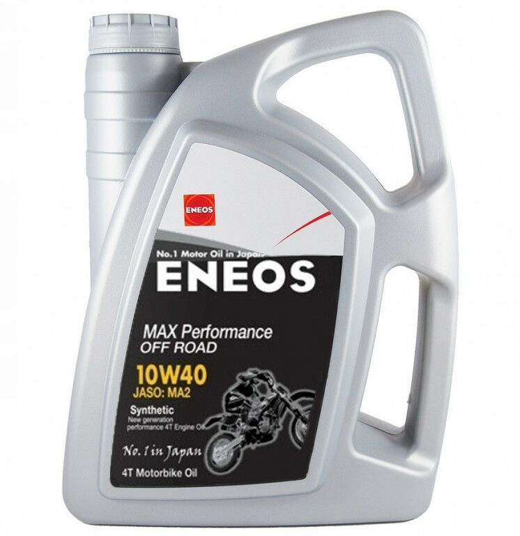 Obrázek produktu Motorový olej ENEOS MAX Performance OFF ROAD 10W-40 4l