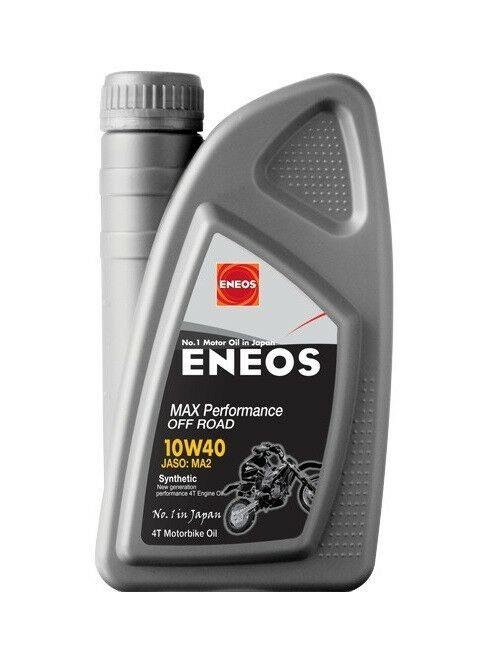 Obrázek produktu Motorový olej ENEOS MAX Performance OFF ROAD 10W-40 1l