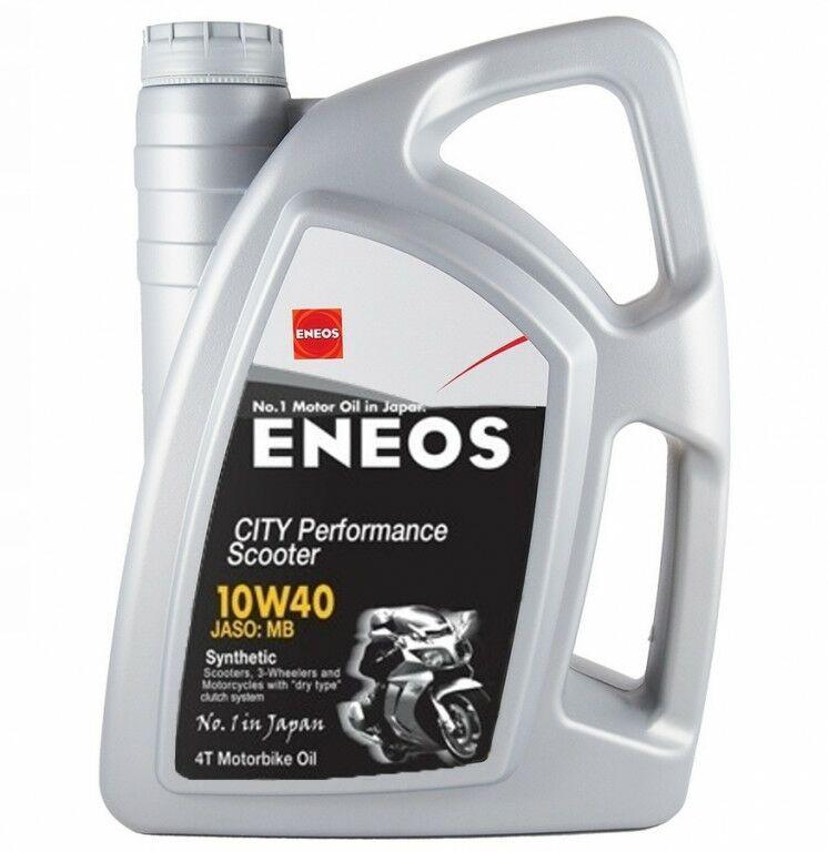 Obrázek produktu Motorový olej ENEOS CITY Performance Scooter 10W-40 4l