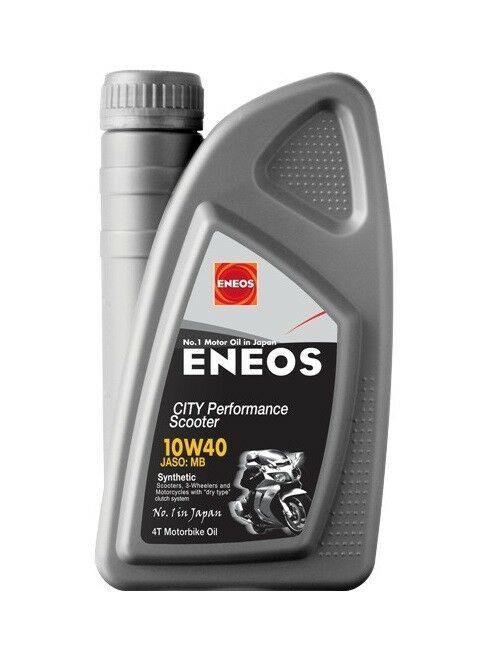 Obrázek produktu Motorový olej ENEOS CITY Performance Scooter 10W-40 1l