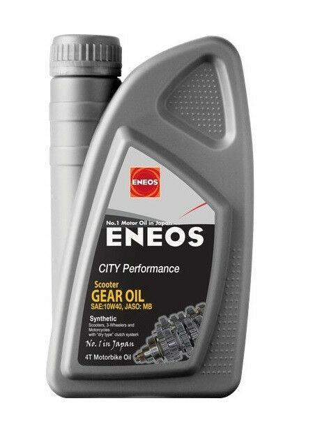 Obrázek produktu Převodový olej ENEOS CITY Performance Scooter GEAR OIL 1l