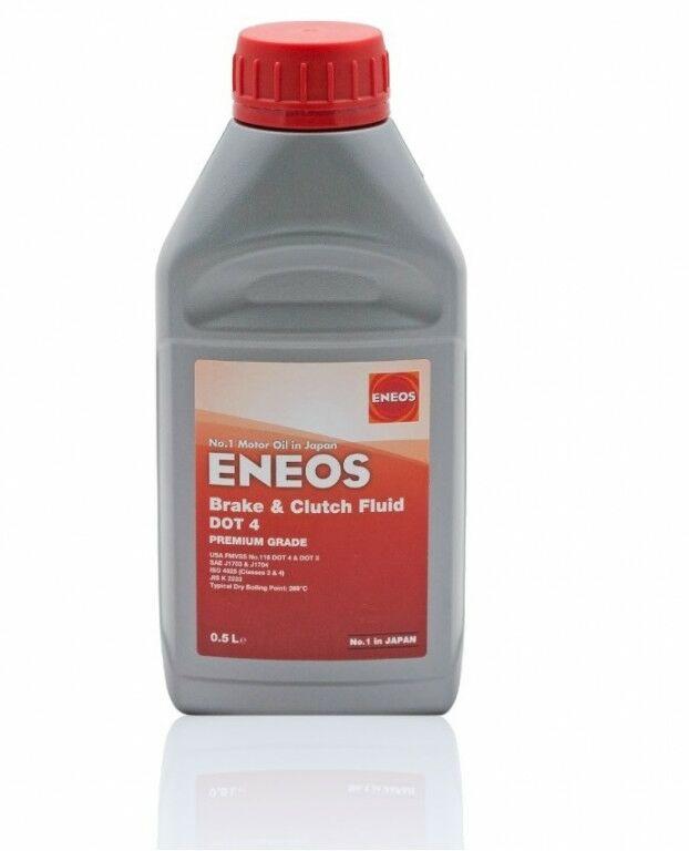 Obrázek produktu Brzdová kapalina ENEOS Brake & Clutch Fluid DOT4 0,5l
