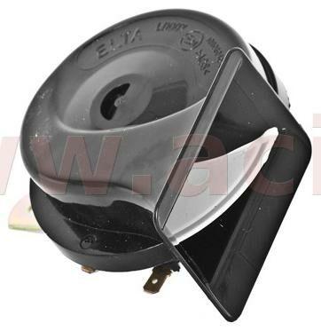 Obrázek produktu klakson - šnek - 24 V/490 Hz ELHN006