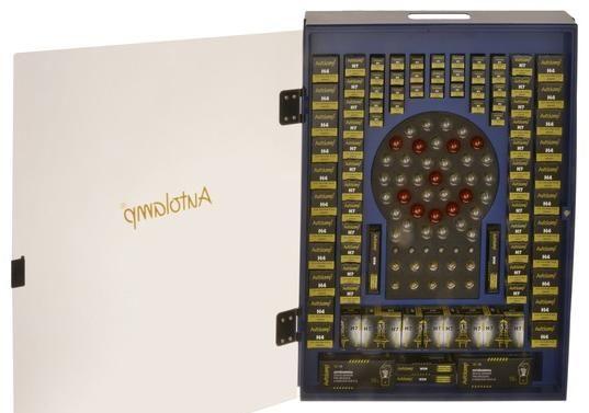 Obrázek produktu box na žárovky Autolamp včetně náplně AK91