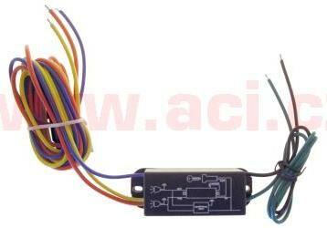 Obrázek produktu rozsvěcovač světel automatický 12 V (snímá dobíjení a tlak oleje) A1100
