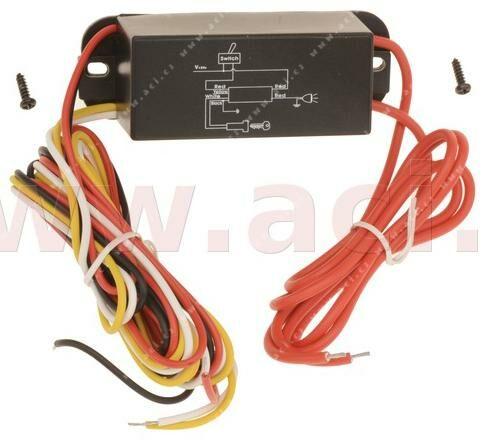 Obrázek produktu rozsvěcovač světel automatický 24 V DM ARS6