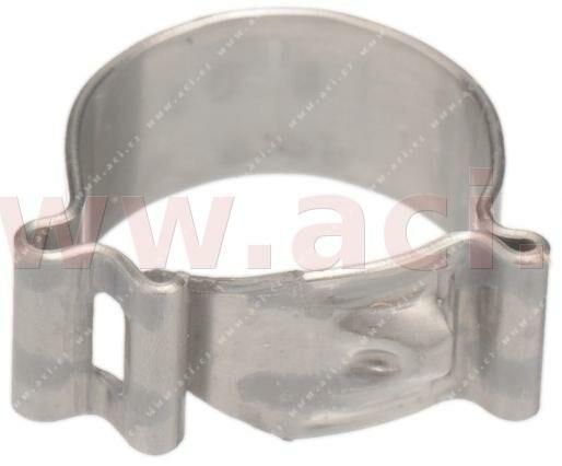 Obrázek produktu bezšroubová spona typ W4, 10,5-11,5 mm (15 ks) NORMACLAMP COBRA - výroba Německo pack COBRA 10/7W4