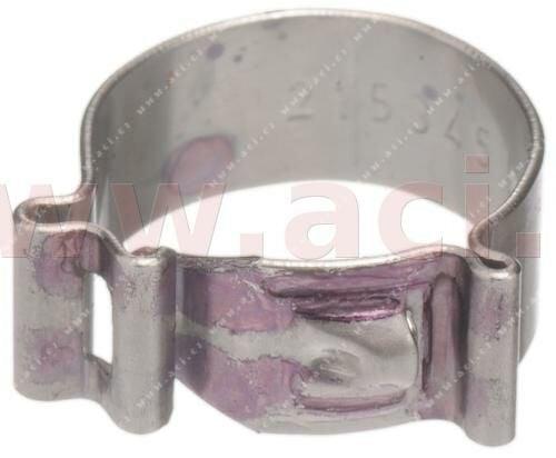 Obrázek produktu bezšroubová spona typ W4, 12-13 mm (15 ks) NORMACLAMP COBRA - výroba Německo pack COBRA 11,5/7W4