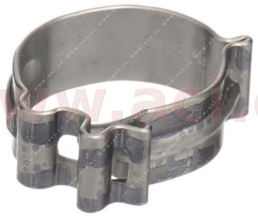 Obrázek produktu bezšroubová spona typ W4, 12,5-14 mm (15 ks) NORMACLAMP COBRA - výroba Německo pack COBRA 12/8W4