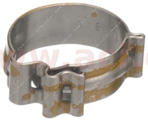 Obrázek produktu bezšroubová spona typ W4, 13,5-15 mm (10 ks) NORMACLAMP COBRA - výroba Německo pack COBRA 13/8W4