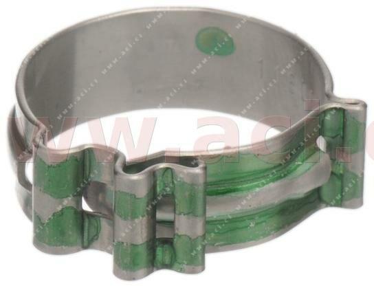 Obrázek produktu bezšroubová spona typ W4, 16,5-18 mm (10 ks) NORMACLAMP COBRA - výroba Německo pack COBRA 16/8W4