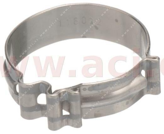 Obrázek produktu bezšroubová spona typ W4, 20,5-22 mm (10 ks) NORMACLAMP COBRA - výroba Německo pack COBRA 20/8W4