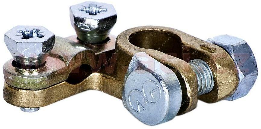 Obrázek produktu bateriová svorka - (Fiat) pro úzké póly 11.2 mm 1020001700