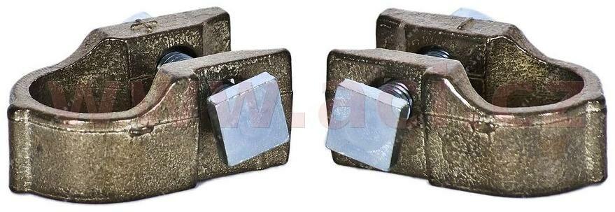 Obrázek produktu bateriové svorky Ford, sada +/- 1020001200