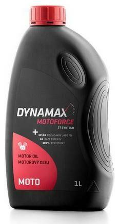Obrázek produktu DYNAMAX MOTOFORCE 2T SYNTECH, plně syntetický motorový olej 1 l 501922