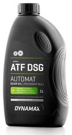 Obrázek produktu DYNAMAX ATF SUPER DSG, plně syntetický převodový olej pro převodovky DSG 1 l 501936