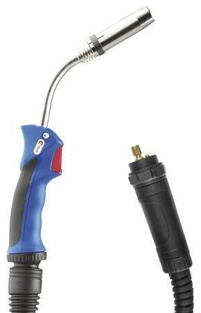 Obrázek produktu hořák 250 A, speciální pro hliníkový drát O 1,0 mm, dl. 3 m, teflonová vložka/vedení hliníkového drátu 040724