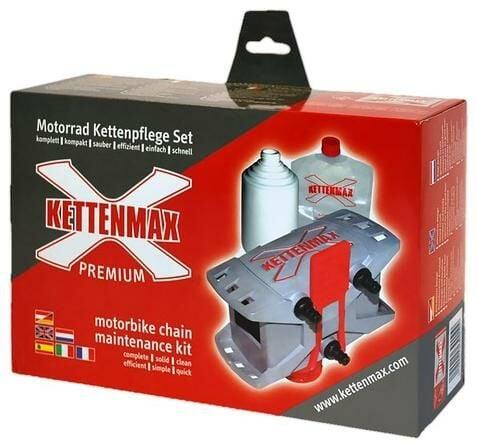 Obrázek produktu KETTENMAX PREMIUM LIGHT- pračka na motocyklové řetězy (sada bez náplní) KMP-LIGHT