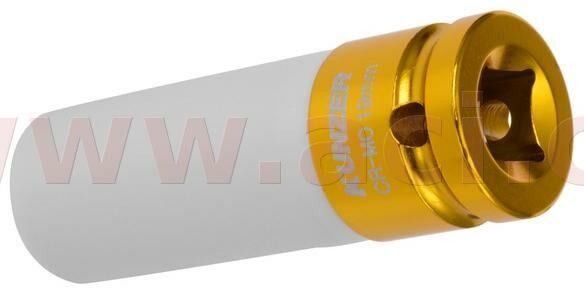 """Obrázek produktu nástavec k rázovým utahovákům 1/2"""", žlutý, 19 mm 812RK19"""